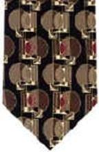 b92e90be8183 Frank Lloyd Wright Museum Gates Necktie WGG5 sage, WGG1 black $50.00 silk  tie
