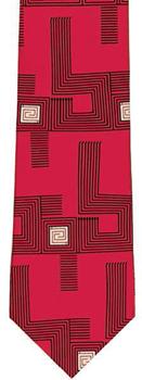 130106778d7b Frank Lloyd Wright Neckties - Architect, Decorator and Engineer