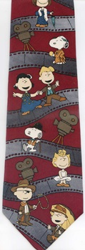 Peanuts By Charles Schultz Cartoon And Animation Art Neckties