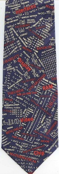 math physics and engineering neckties