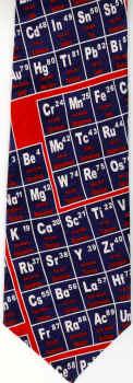 Chemistry neckties periodic table tie necktie tie ties neckwear cycle ties tye neckwears urtaz Gallery